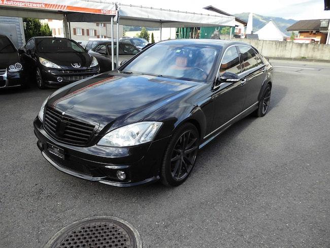 saloon Mercedes-Benz S-Klasse S 65 AMG L Automatic