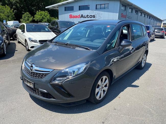 van Opel Zafira Tourer 1.4i 16V Drive