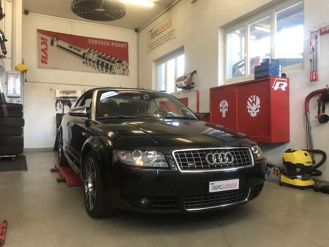 cabriolet Audi S4 Quattro
