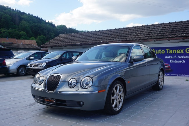 saloon Jaguar S-Type 3.0 V6 Business