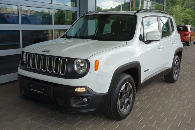 suv Jeep Renegade 1.4 Turbo Longitude