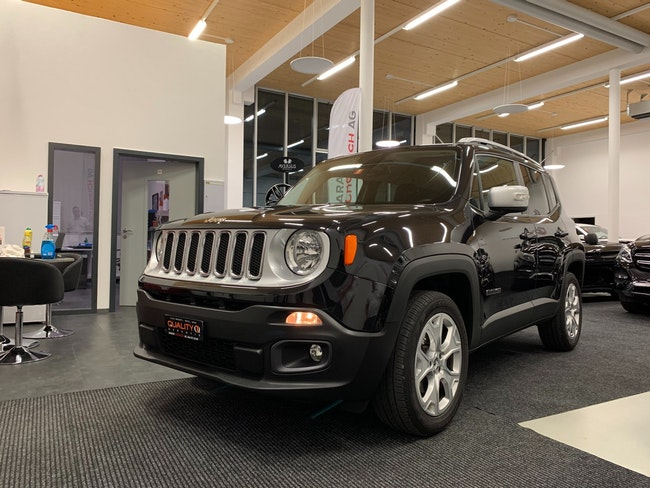 suv Jeep Renegade 2.0 CRD Limited AWD + Low Range 9ATX