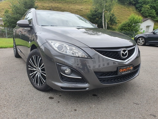 estate Mazda 6 2.0 16V DISI Exclusive