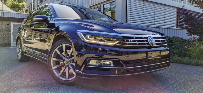 estate VW Passat Variant 2.0 TSI Highline DSG 4m