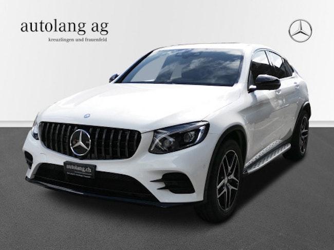 suv Mercedes-Benz GLC-Klasse GLC Coupé 250 d AMG 4M