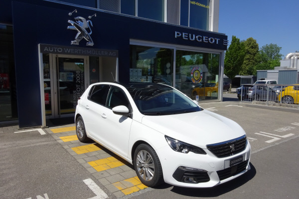 saloon Peugeot 308 1.2 Pure Tech Allure