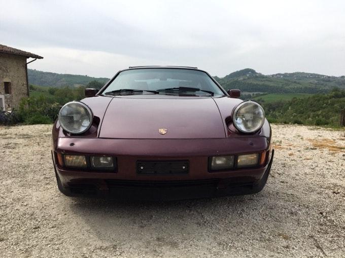 Porsche 928 4.7 S 161'000 km 27'000 CHF - kaufen auf carforyou.ch - 1