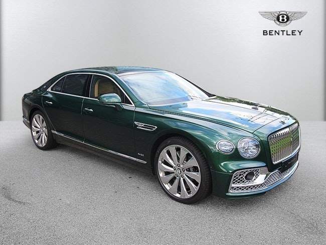 saloon Bentley Flying Spur 6.0