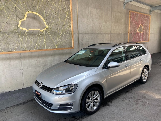 estate VW Golf VII Variant 1.6 TDI Comfortline DSG