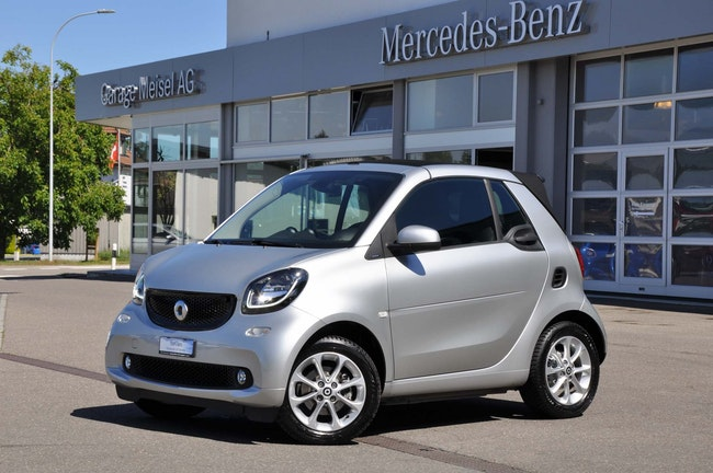 cabriolet Smart Fortwo Cabrio 0.9 Passion twinamic