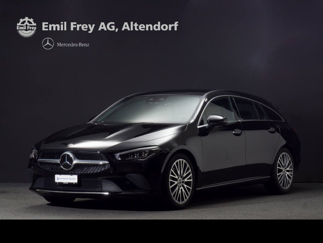 estate Mercedes-Benz CLA-Klasse CLA 200 d Progressive