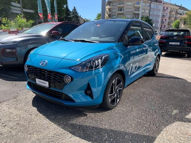 saloon Hyundai i10 1.2 Launch Plus