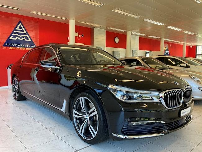 saloon BMW 7er 730Ld xDrive Steptronic