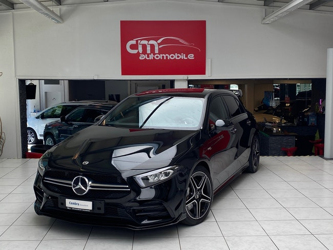saloon Mercedes-Benz A-Klasse A 35 AMG 4Matic Edition 1 Speedshift