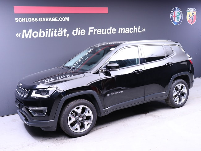 suv Jeep Compass 1.4 MultiAir 170 Limited AWD