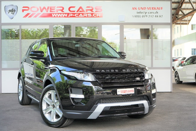 suv Land Rover Range Rover Evoque 2.2 SD4 Dynamic AT6