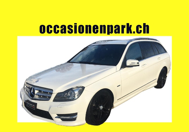 estate Mercedes-Benz C-Klasse C 250 BlueEF Avantgarde Kombi