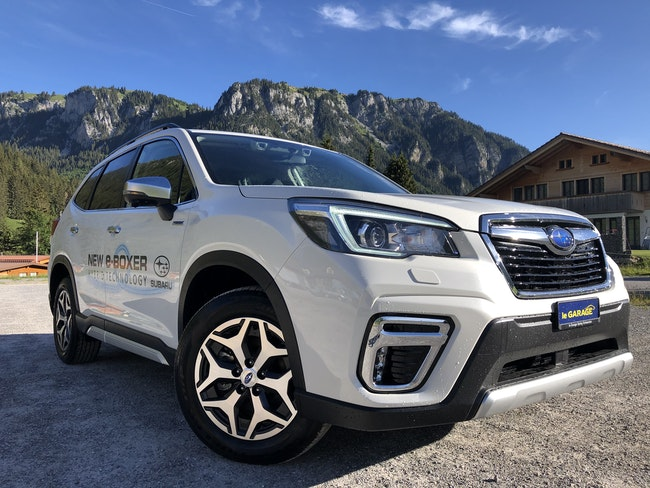 suv Subaru Forester Station 2.0i e-Boxer Swiss Plus