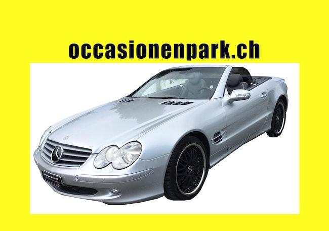 cabriolet Mercedes-Benz SL 500 V8 Cabriolet