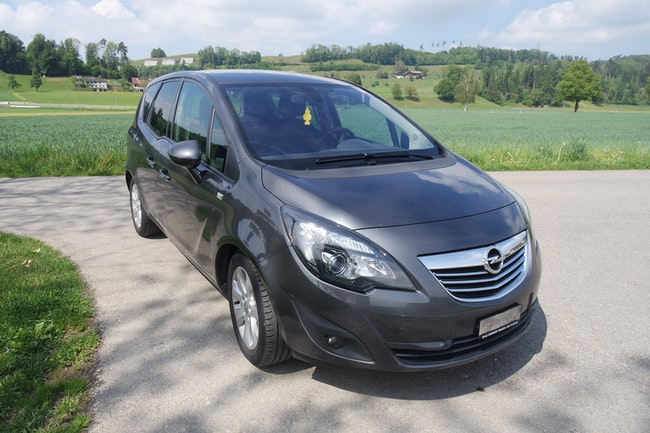 van Opel Meriva 1.7 CDTI Cosmo