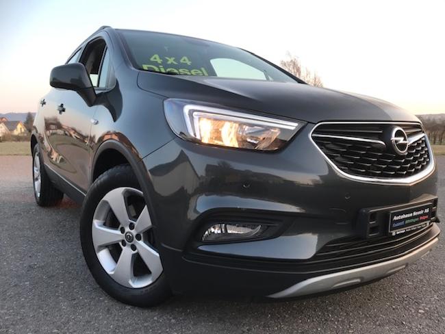suv Opel Mokka X 1.6 CDTI 4x4 Enjoy S/S