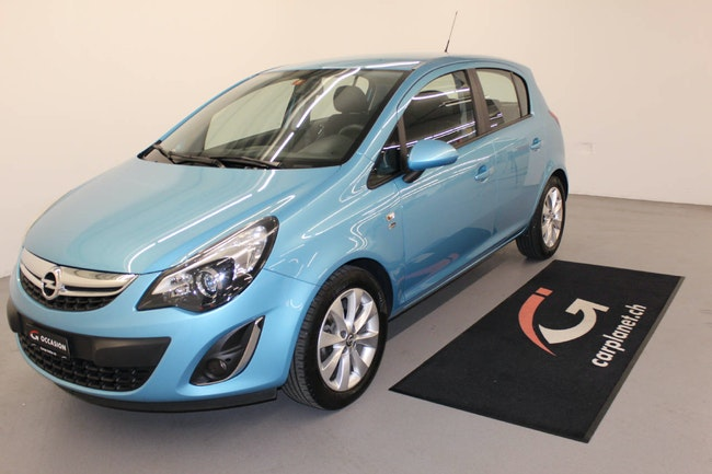 saloon Opel Corsa 1.4i 16V TP Anniversary