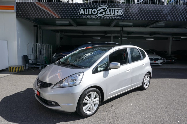 van Honda Jazz 1.4i Exclusive Automat