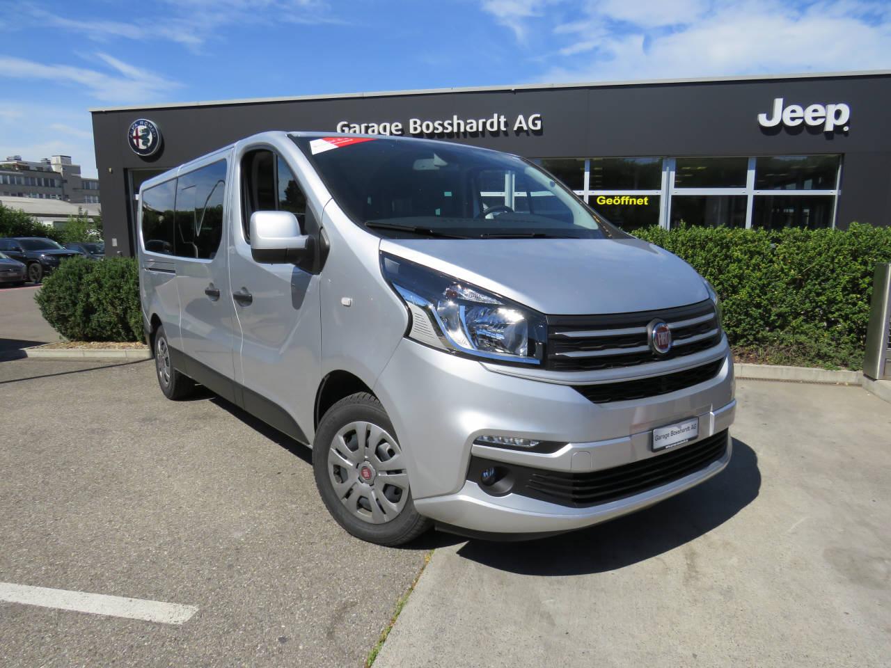 bus Fiat Talento 29 Kombi 3498 H1 v. 2.0 EJ 145 S