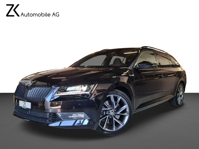 estate Skoda Superb Combi 2.0 TSI Sport Line DSG 4x4