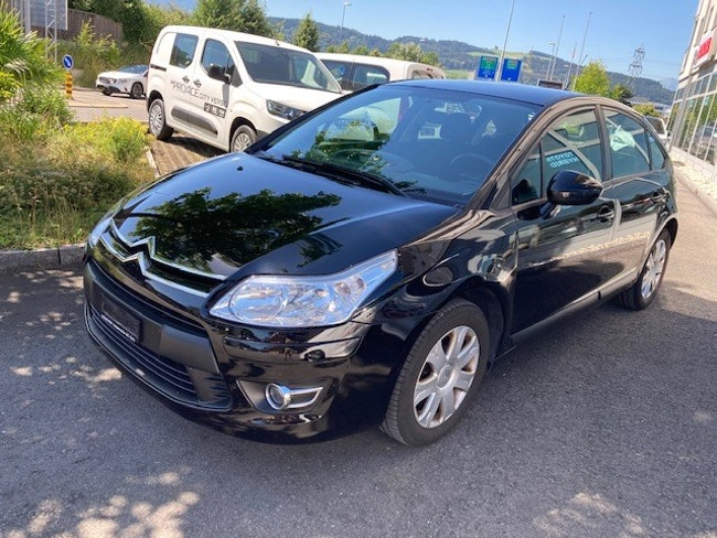 saloon Citroën C4 Berline 1.6 16V HDi VTR (Pack) Automatic