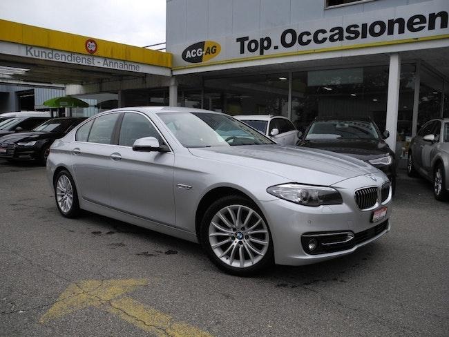 saloon BMW 5er 520d xDrive Luxury Line Steptronic