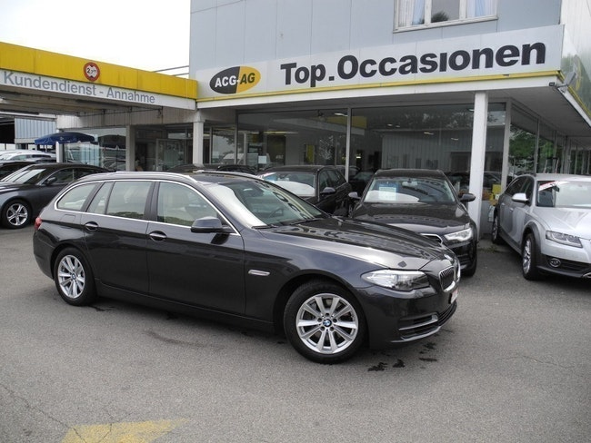 estate BMW 5er 530d Touring xDrive Steptronic