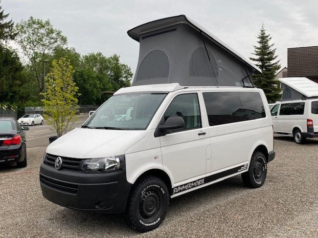 van VW T5 2.0 TDI Offroad-Camper 4motion (Seikel)