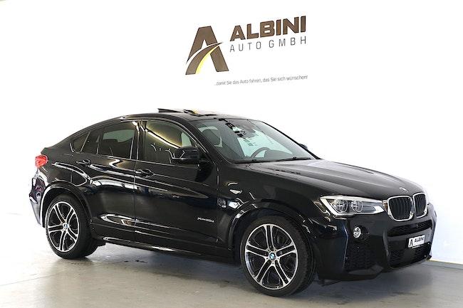 suv BMW X4 xDrive 20d M Sport Steptronic