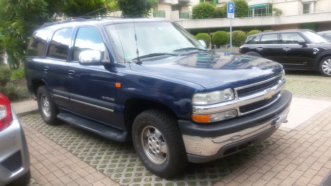 suv Chevrolet Tahoe 5.3 V8 Autotrac Pack L 4x4