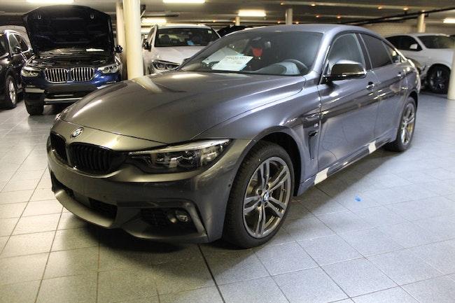 saloon BMW 4er 420d xDrive SAG