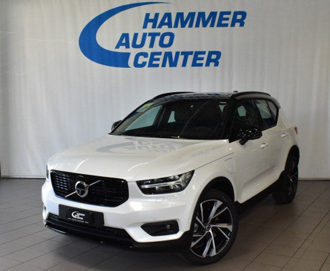 suv Volvo XC40 T5 TwE Inscription
