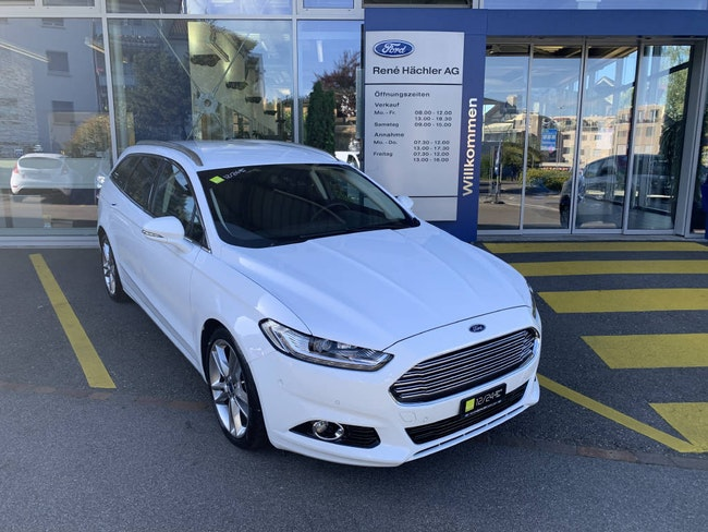 estate Ford Mondeo SW 2.0 TDCi 150 Titanium