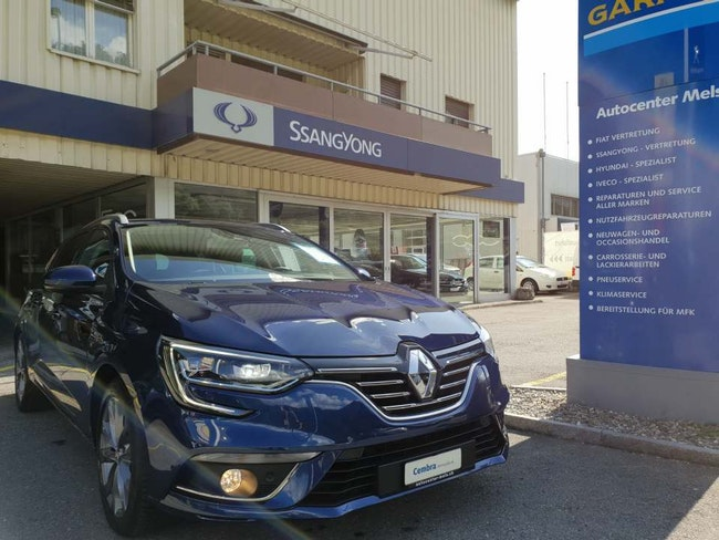 saloon Renault Mégane SW Turbo 130PS 90 Jahre