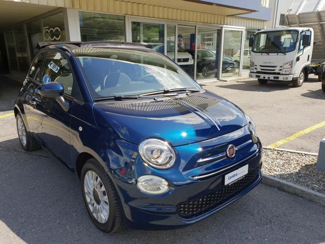 cabriolet Fiat 500 C 0.9 T TwinAir Lounge MJ 20