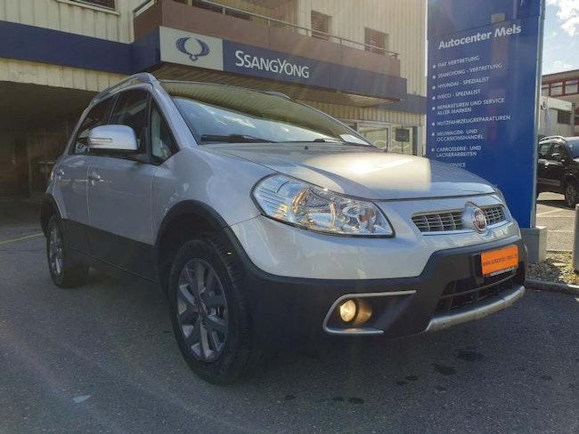 saloon Fiat Sedici 1.6 16V Luxury 4x4