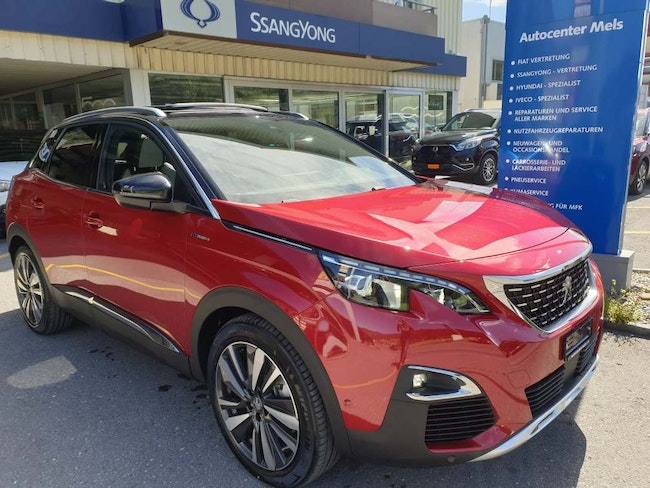suv Peugeot 3008 4x4 Plug-in Hybrid4 GT300PS