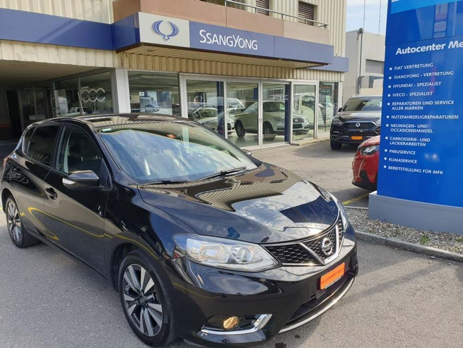 saloon Nissan Pulsar 1.5 dCi N-Connecta Sport