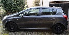 Opel Corsa 85'000 km 4'200 CHF - buy on carforyou.ch - 2