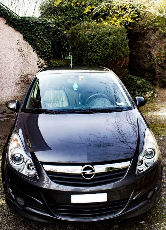 citycar Opel Corsa