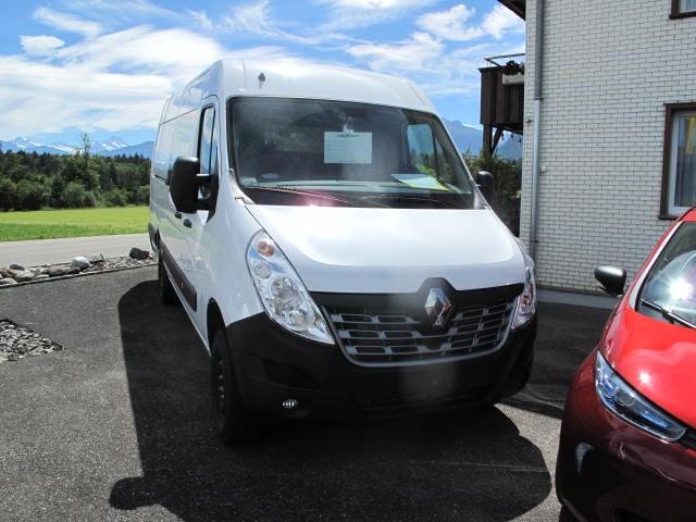 van Renault Master Kaw.3.5t L3H2 2.3 dCi 145 TT