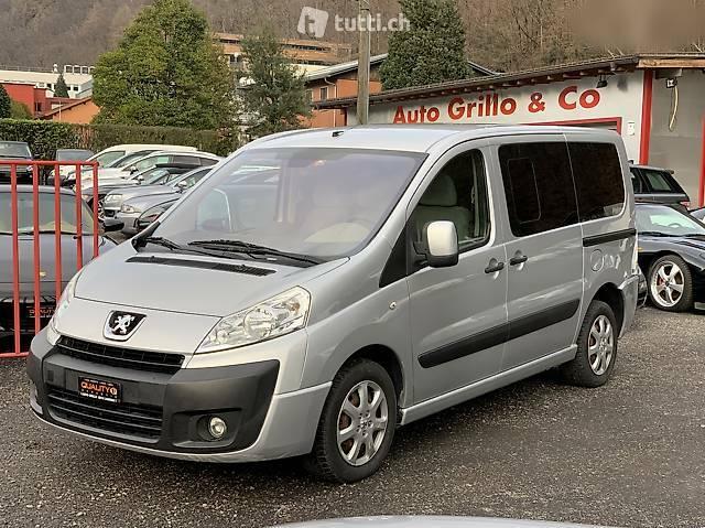 bus Peugeot Expert 9 POSTI 2.0 DIESEL