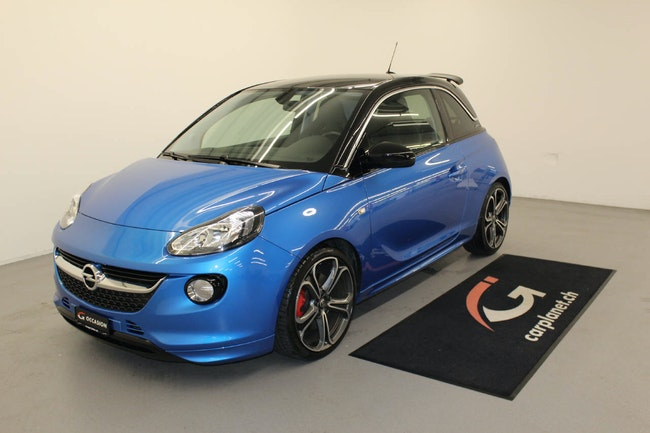 saloon Opel Adam 1.4i Turbo S