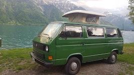 VW Typ 2 Caravelle 233'000 km CHF18'000 - kaufen auf carforyou.ch - 2