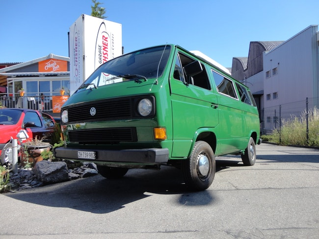 bus VW Typ 2 Caravelle